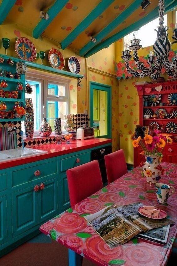 estilo-boho-chic-colores-bohemio-mexicano-blog-decoraciones