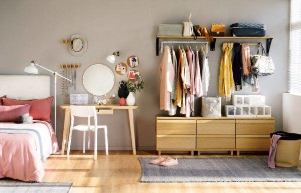 fotos-de-vestidores-abiertos-con-ideas-muble-bajo-y-baldas-elmueble