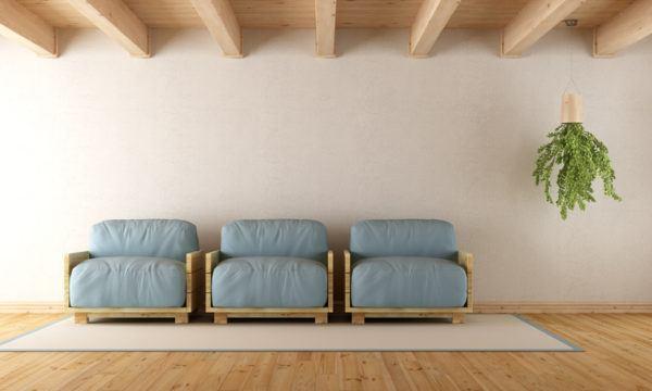 Ideas para hacer y decorar sillones de palets de madera
