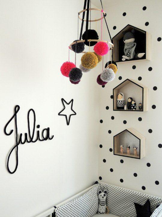 letras-decorativas-de-alambre-y-lana-julia-pinterest
