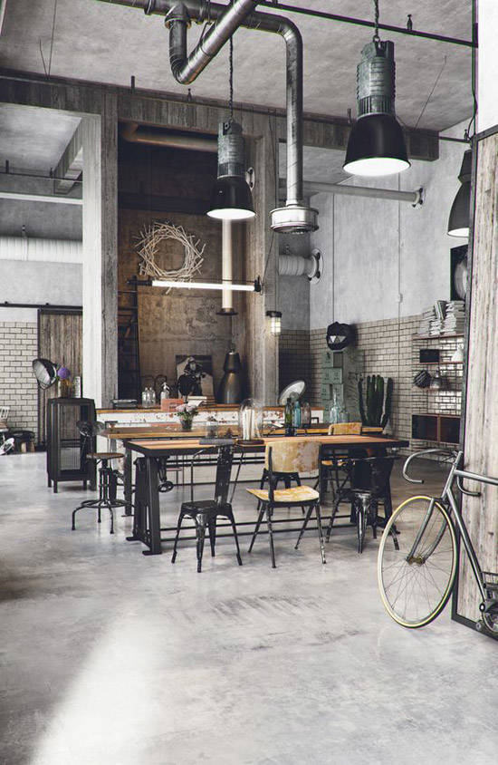 decoracion-industrial-ideas-canerias-luz-nom-adbubles