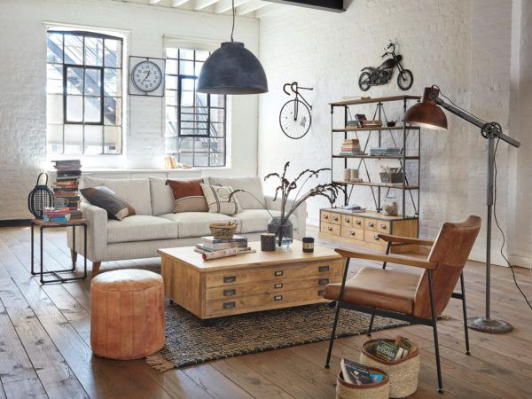 decoracion-industrial-ideas-salon-madera-nom-adbubles