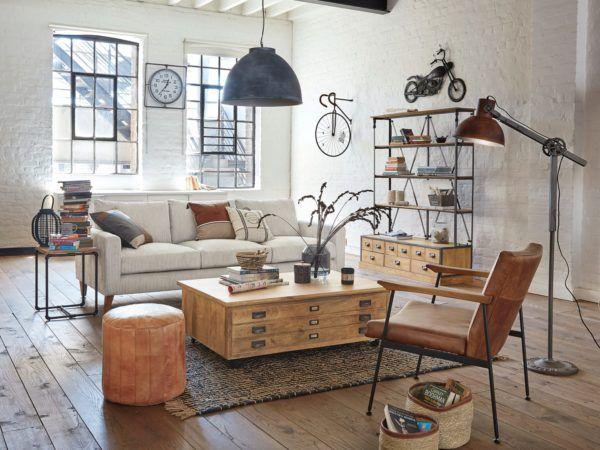 decoracion-industrial-ideas-salon-madera-nom-adbubles