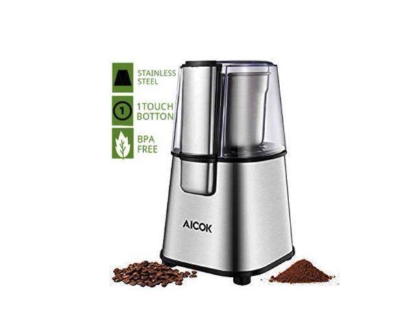 Molinillo de café eléctrico AICOK