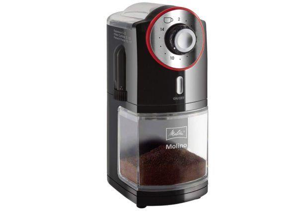 Molinillo de café eléctrico Melitta