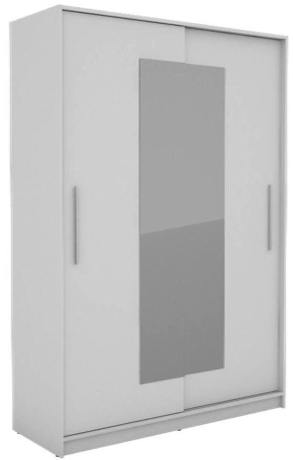 Armario 2 puertas correderas con espejo DUO 2