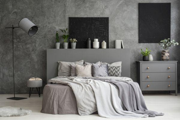 decorar-la-pared-del-dormitorio-pizarra-istock
