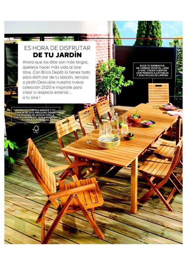 Catálogo Brico Depot: Especial Jardín y Exterior 2020