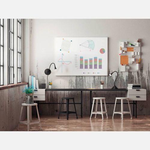 como-decorar-la-mesa-de-trabajo-mesa-larga-instagram