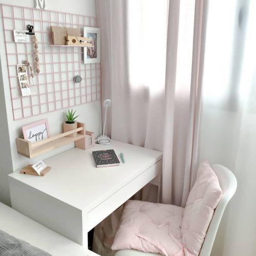 como-decorar-la-mesa-de-trabajo-pequeno-pero-organizado-instagram