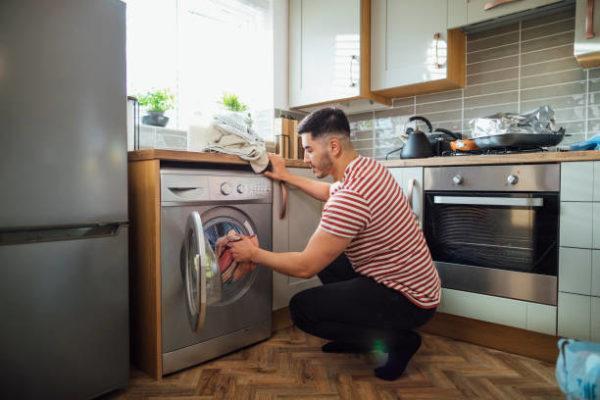 Como reparar una lavadora 3