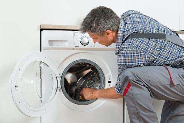 Como reparar una lavadora reparacion