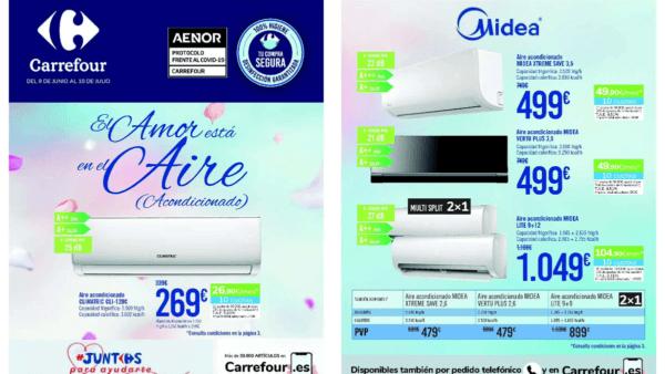Catálogo de ofertas de Carrefour Junio 2020