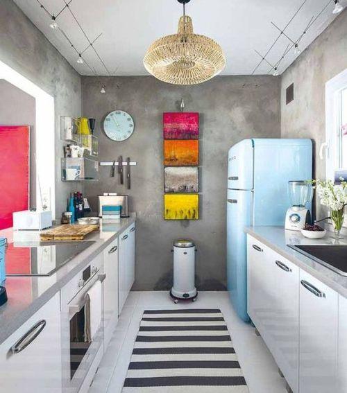 como-decorar-pared-de-la-cocina-sin-taladrar-instagram-acierta-con-diana-y-anais