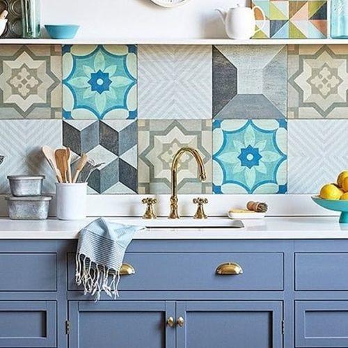 como-decorar-pared-de-la-cocina-sin-taladrar-instagram-estilo-y-deco