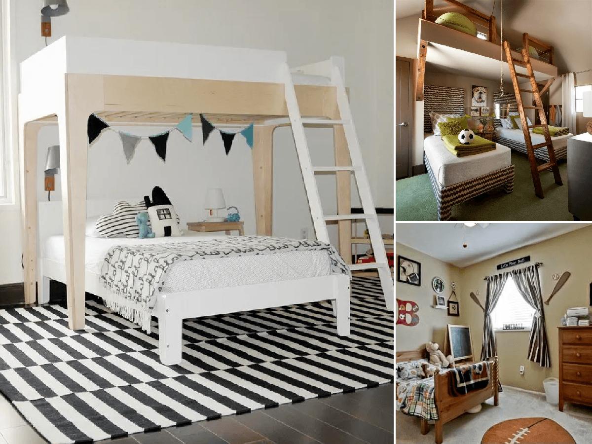 Decoración De Dormitorios Para Niños Tendencias 2021 Espaciohogar Com