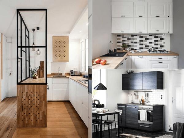 Más de 100 Fotos de Cocinas pequeñas de 2020