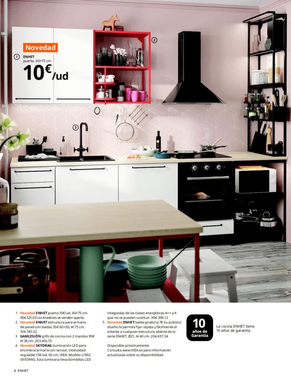 de 150 FOTOS de Cocinas IKEA 2020 2021