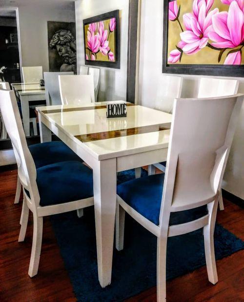comedores-blancos-alyka-muebles