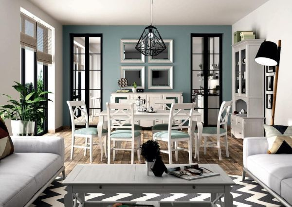 comedores-blancos-saimara-muebles-y-cocina