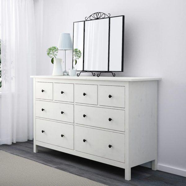 Catalogo dormitorios Ikea enero 2021 Comoda hamnes