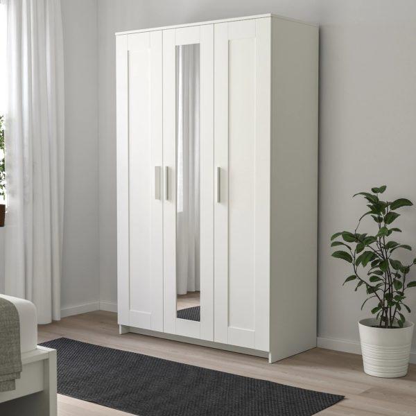 Catalogo dormitorios Ikea enero 2021 armario brimnes