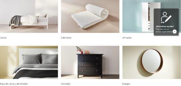 Catálogo de Dormitorio Ikea