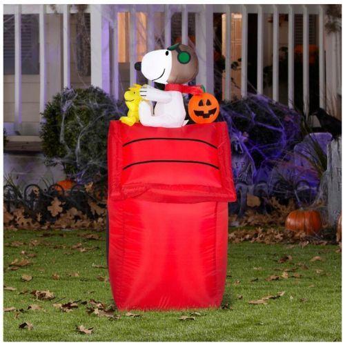 Caseta Snoopy de halloween
