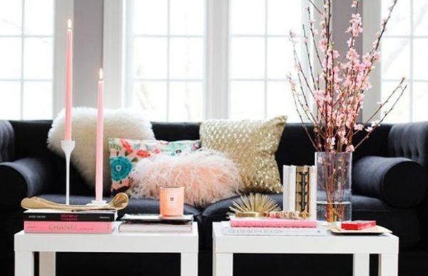 decorar-mesas-de-centro-tonos-rosados-decoratrix