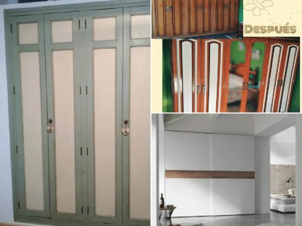 ideas-para-decorar-puertas-de-armarios