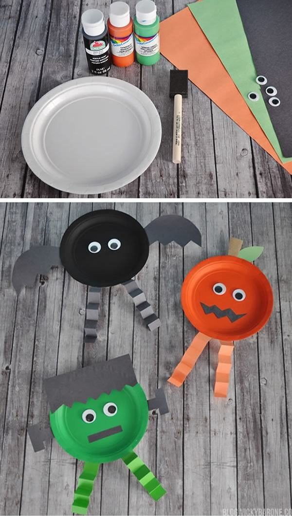 Decoración Halloween Casera 2020 - Manualidades para niños