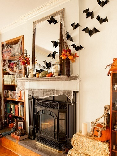 Decoración Halloween Casera 2020