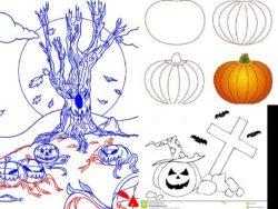 Dibujos para halloween