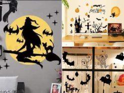 Murales de pared para halloween