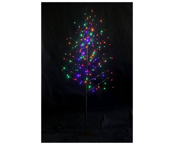 Catalogo alcampo de arboles de navidad 2020 luces