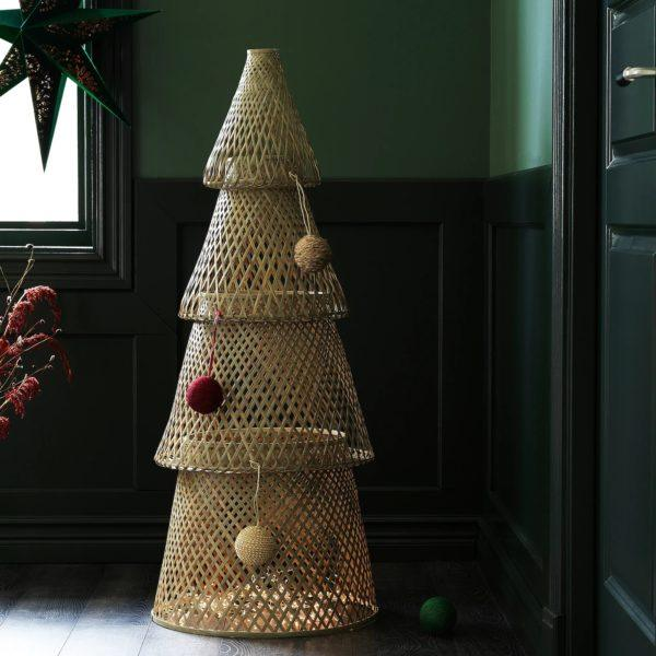 Catalogo arboles de navidad ikea 2020 2021 arbol bambu