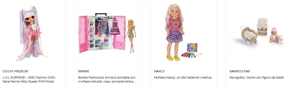catalogo-de-juguetes-navidad-el-corte-ingles-nancy-barbies-barriguitas
