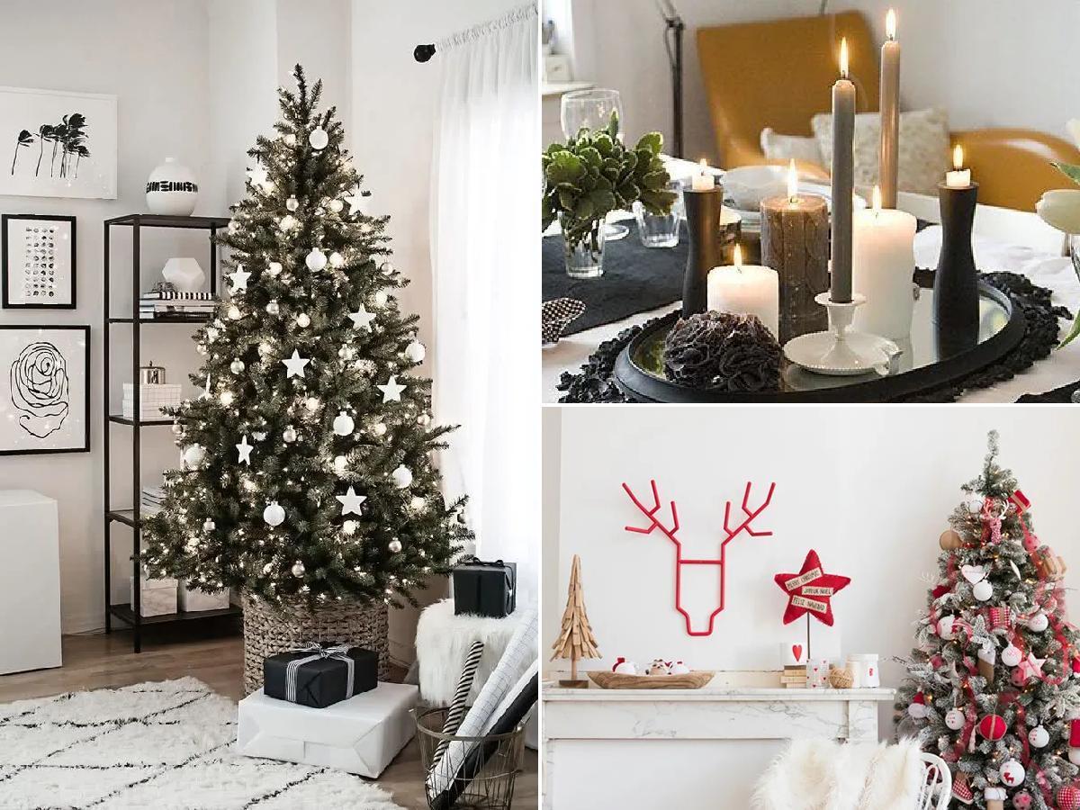 De 300 Fotos Decoracion Navidad 2020 Decoracion Navideña