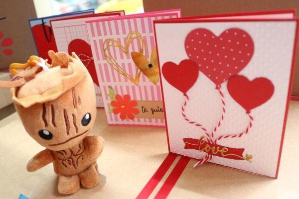 Manualidades San Valentín de corazones
