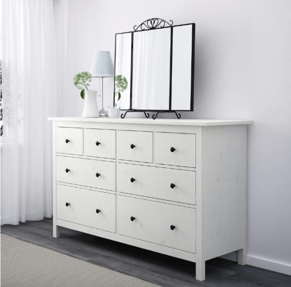 Descuentos y ofertas del Blue Monday en muebles y decoración Cómoda Ikea