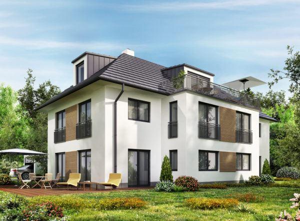 Ideas de fachadas de casas modernas fotos e ideas bonitas blanca gris