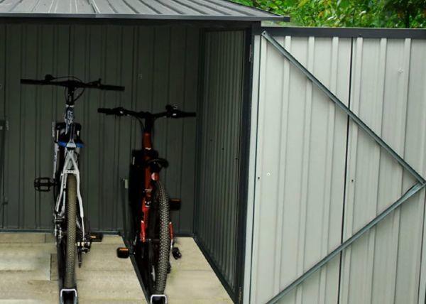 Armario exterior para bicis
