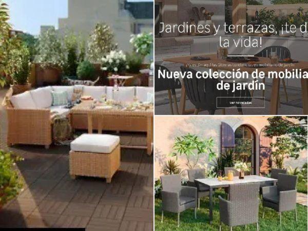 Catálogo Leroy Merlín Terraza y Jardín