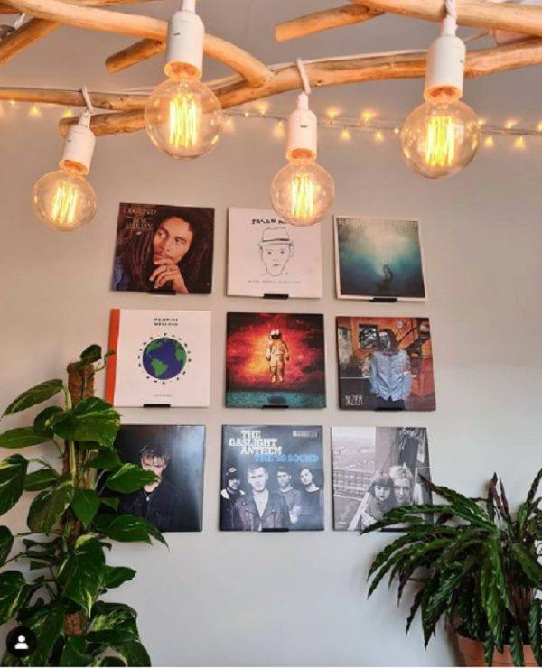 Como decorar tu cuarto estilo aesthetic pared vinilos