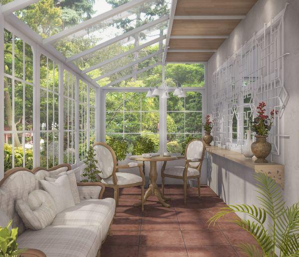 Ideas cerramientos para terrazas baratos cerramiento vidrio