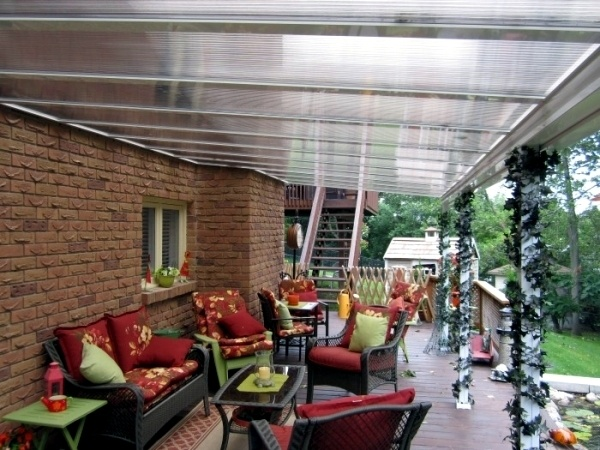 Ideas cerramientos para terrazas baratos plexigas metal