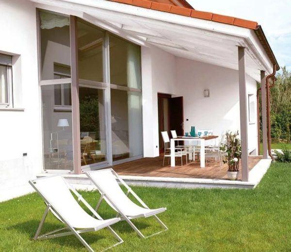 Ideas cerramientos para terrazas baratos sin cristales