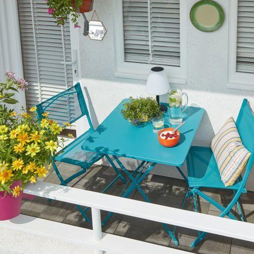 Conjunto de muebles de exterior Saba