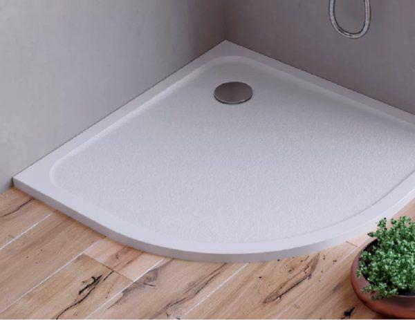 Baños modernos leroy merlin plato de ducha curvo