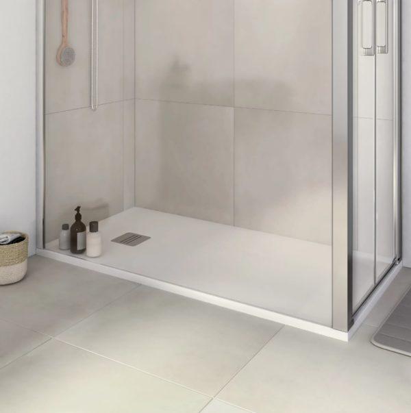 Baños modernos leroy merlin plato de ducha rectangular